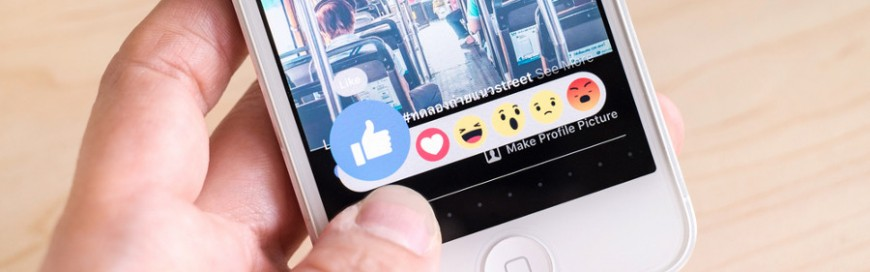 5 tips for using Facebook reactions