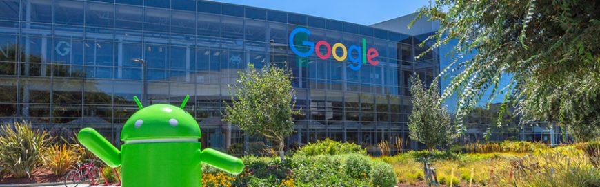 """Google announces """"App Maker"""""""