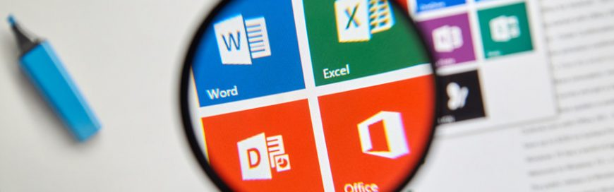 Web-based Microsoft Office with security