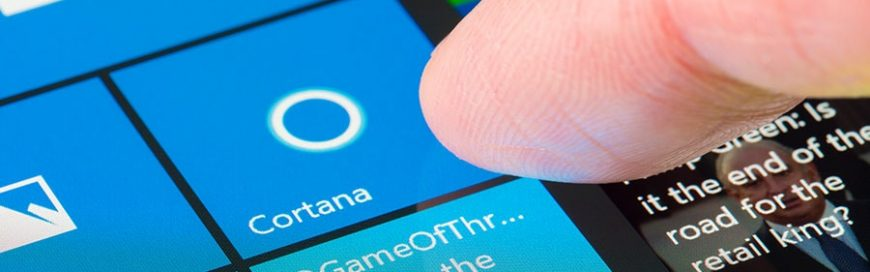 Follow Me: Windows 10 Cortana enhancements