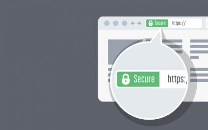 HTTPS is something to care about