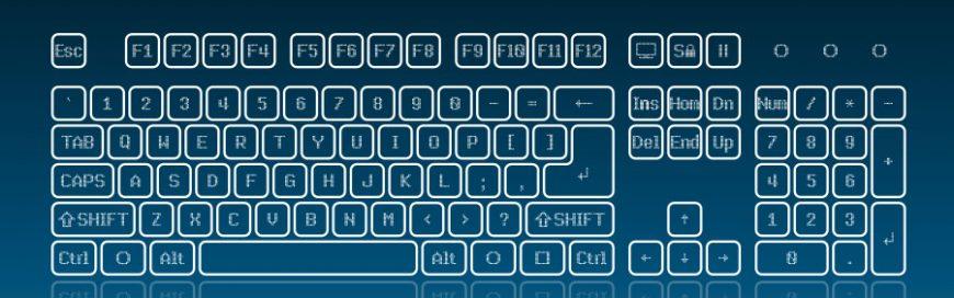 New keyboard shortcuts in Windows 10