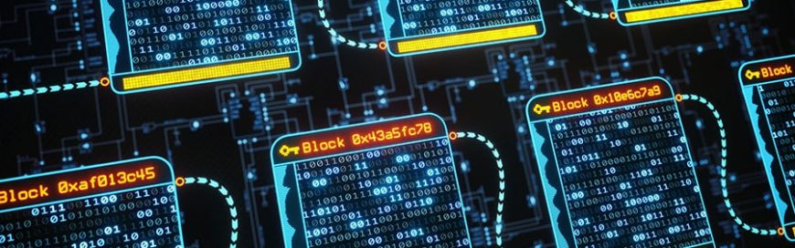 Non-financial blockchain solutions