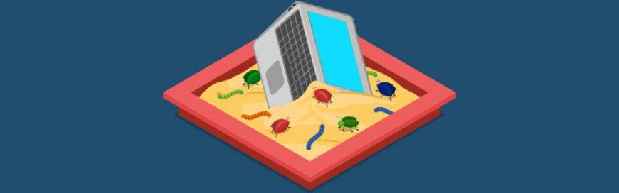 A brief history of virtual quarantines