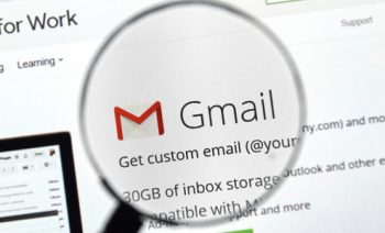 Find the mail you want in Gmail