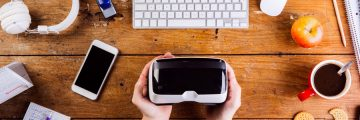 Grow your business with virtual reality