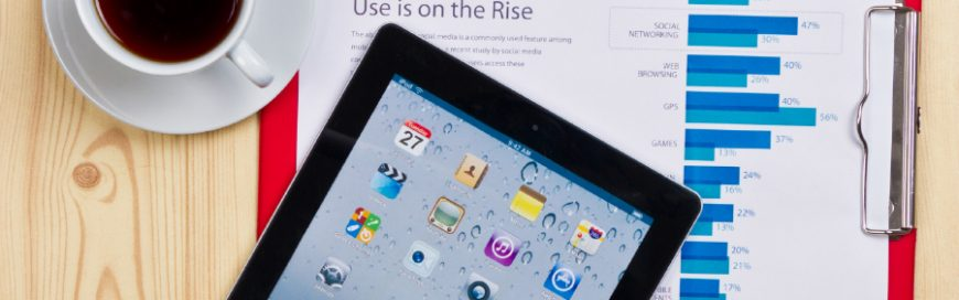 Get more productivity from your iPad