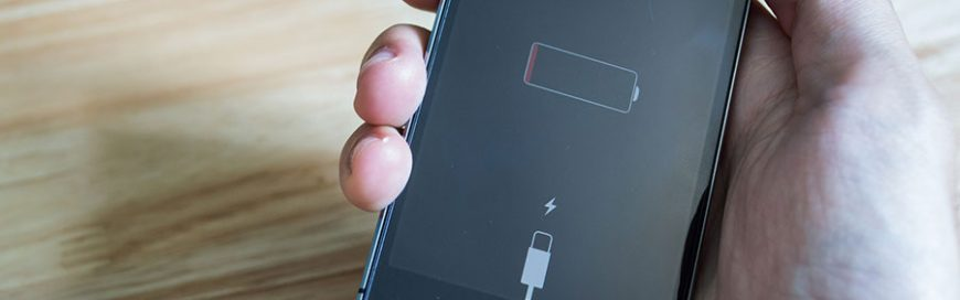 How to speed up mobile charging