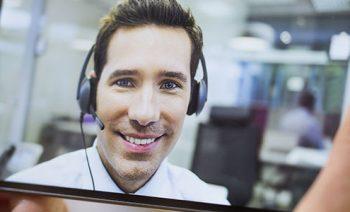 Online video chat enhances customer service