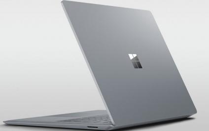 News: Microsoft Unveils New Surface Laptop