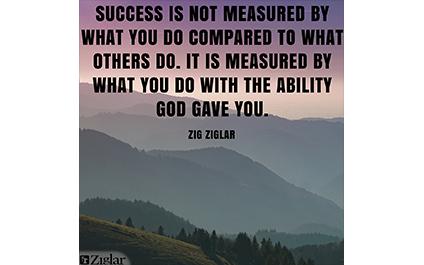 Success Measured