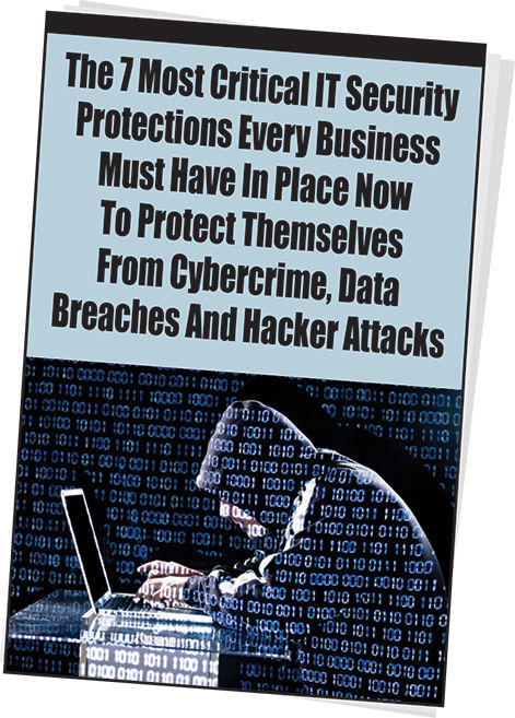 The 7 Most Critical IT Security Protections