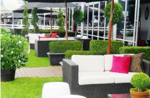 Plant And Furniture Rental Services Garden Makeovers