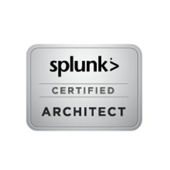 Splunk Certified Architect