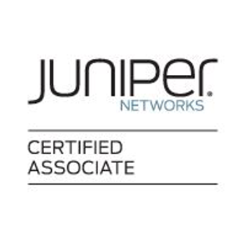 Juniper Networks Certified Internet Associate