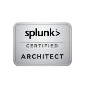 Splunk Certified Architect
