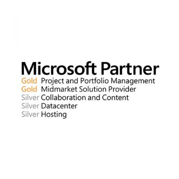 Microsoft Gold Competency Partner