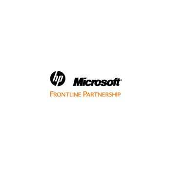 HP/Microsoft Frontline Partner