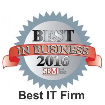 SBM Best IT Firms 2016