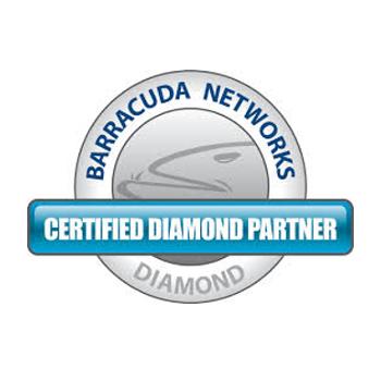 Barracuda Diamond Partner