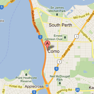 RecruitWest Contact Us Perth And Bunbury - A us map