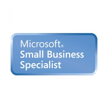 Microsoft Small Business Specialist