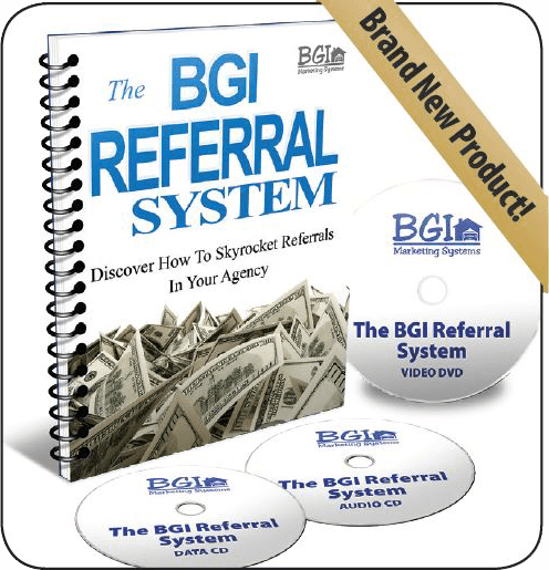 The BGI Referral System