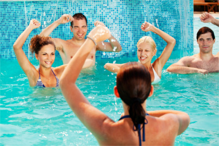 Aquatic Physical Therapy Schenectady