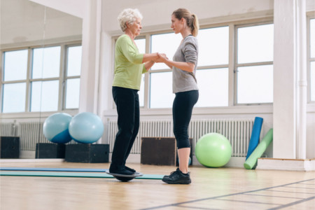 Balance and Fall Prevention Schenectady