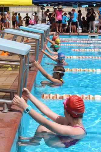 PC swim carnival 195