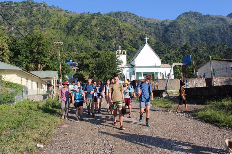 4 Timor Leste 2016 Day Four July 6 0016