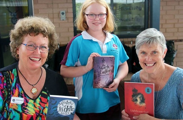 Authors with student