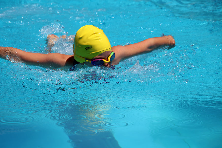 Yr 5-8 Swimming Carnival - 10