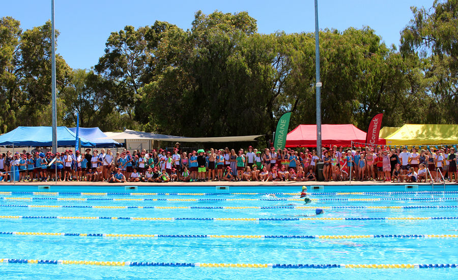 Yr 5-8 Swimming Carnival - 12