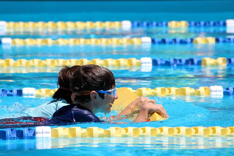 Yr 5-8 Swimming Carnival - 33