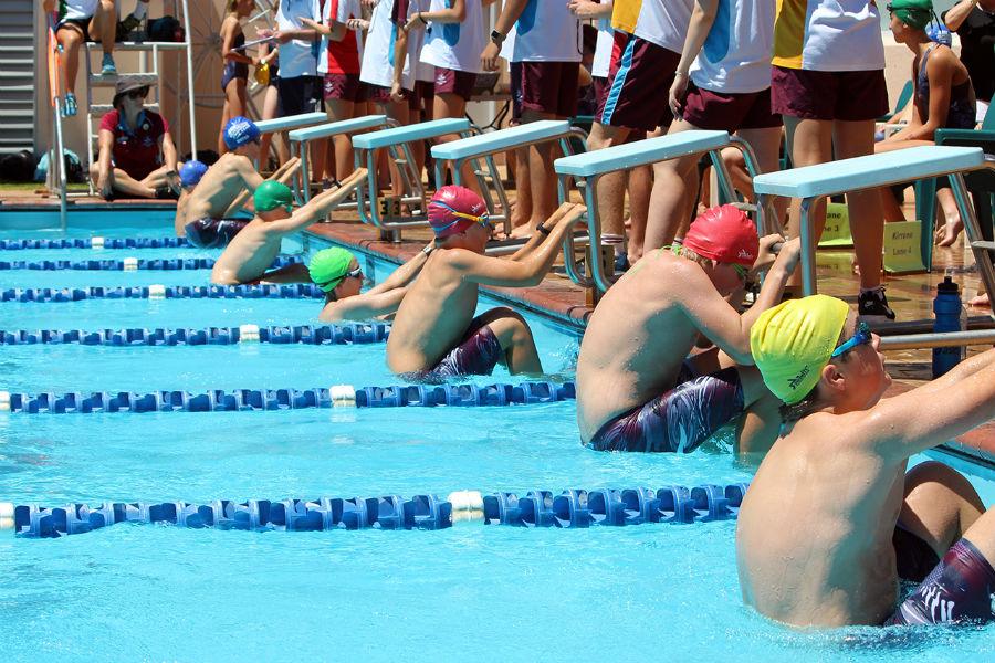 Yr 5-8 Swimming Carnival - 38