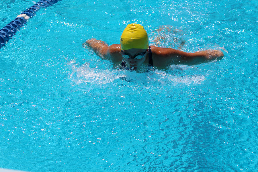 Yr 5-8 Swimming Carnival - 40
