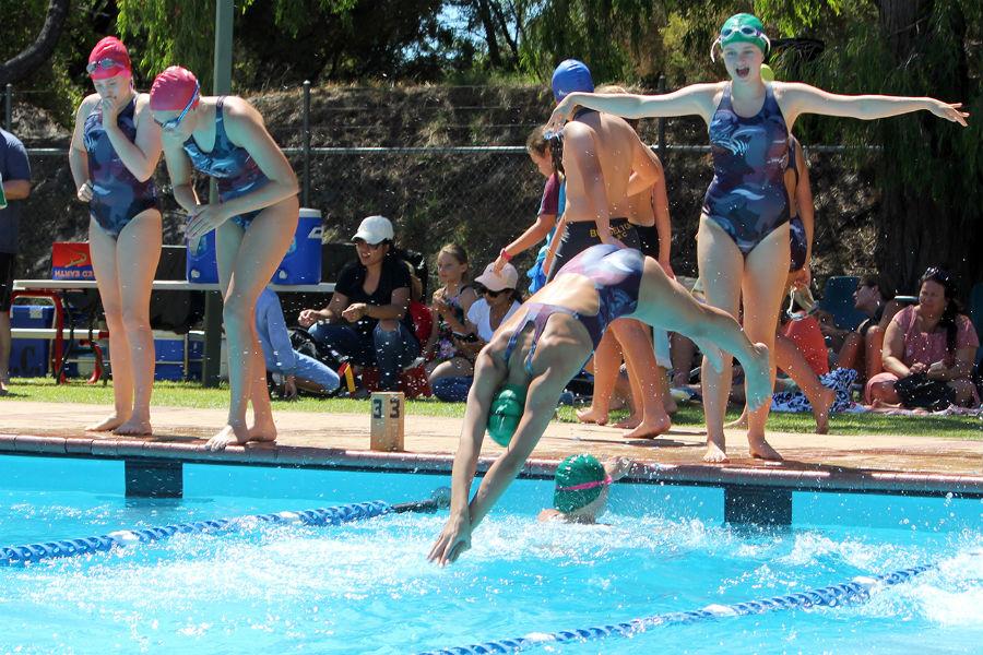 Yr 5-8 Swimming Carnival - 44