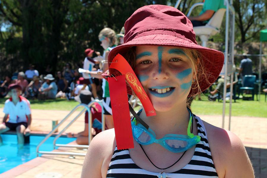 Yr 5-8 Swimming Carnival - 8