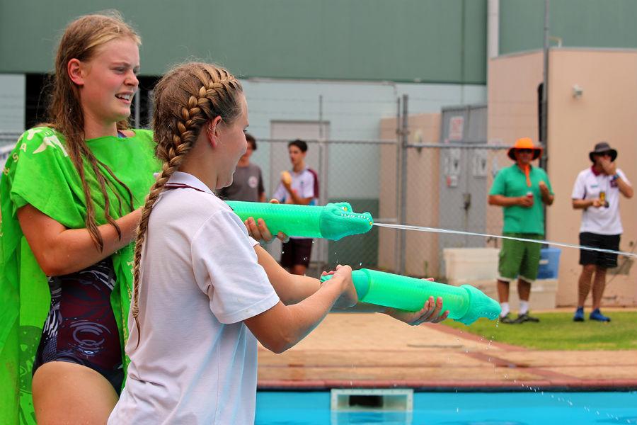 Yr 9-12 Swimming Carnival - 10