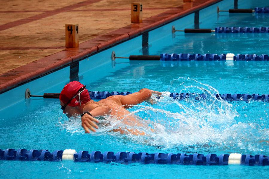 Yr 9-12 Swimming Carnival - 13