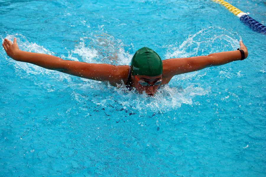 Yr 9-12 Swimming Carnival - 15