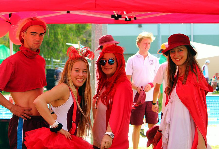 Yr 9-12 Swimming Carnival - 27
