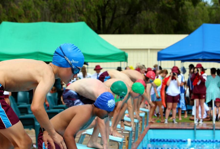 Yr 9-12 Swimming Carnival - 35