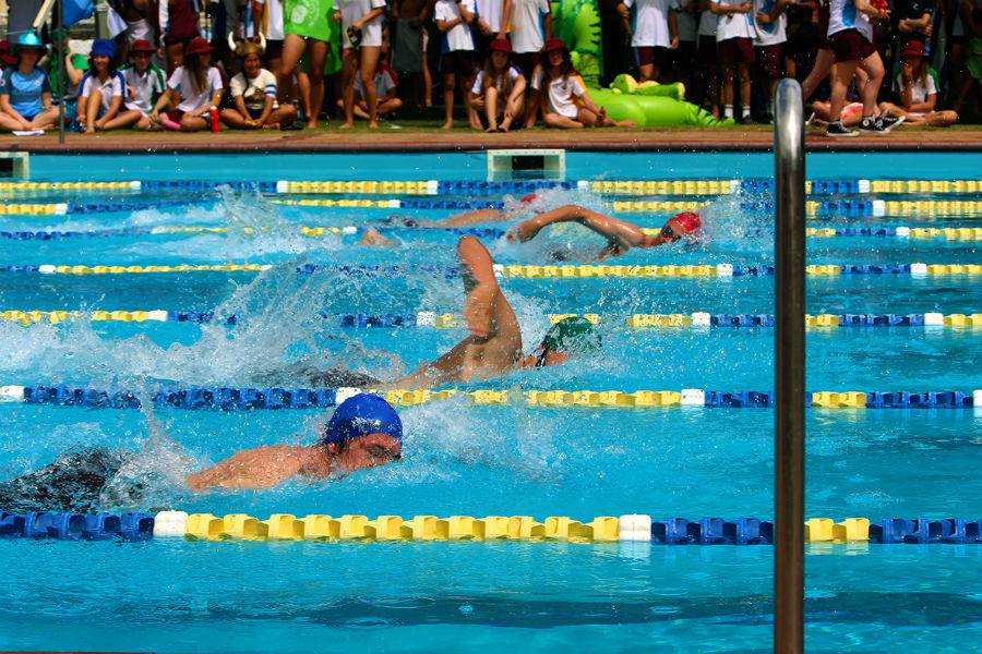 Yr 9-12 Swimming Carnival - 37