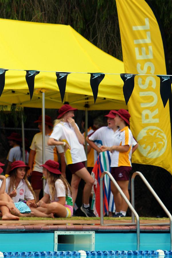 Yr 9-12 Swimming Carnival - 38
