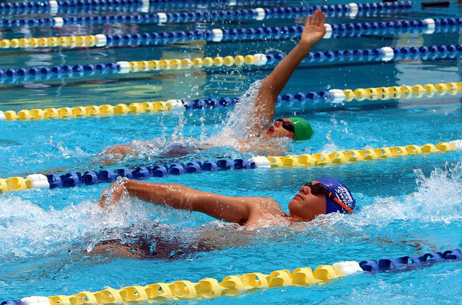 Yr 9-12 Swimming Carnival - 49