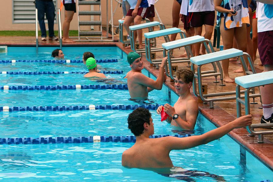 Yr 9-12 Swimming Carnival - 50