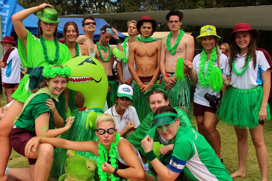 Yr 9-12 Swimming Carnival - 8