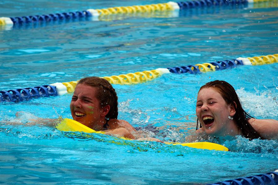 Yr 9-12 Swimming Carnival - 9
